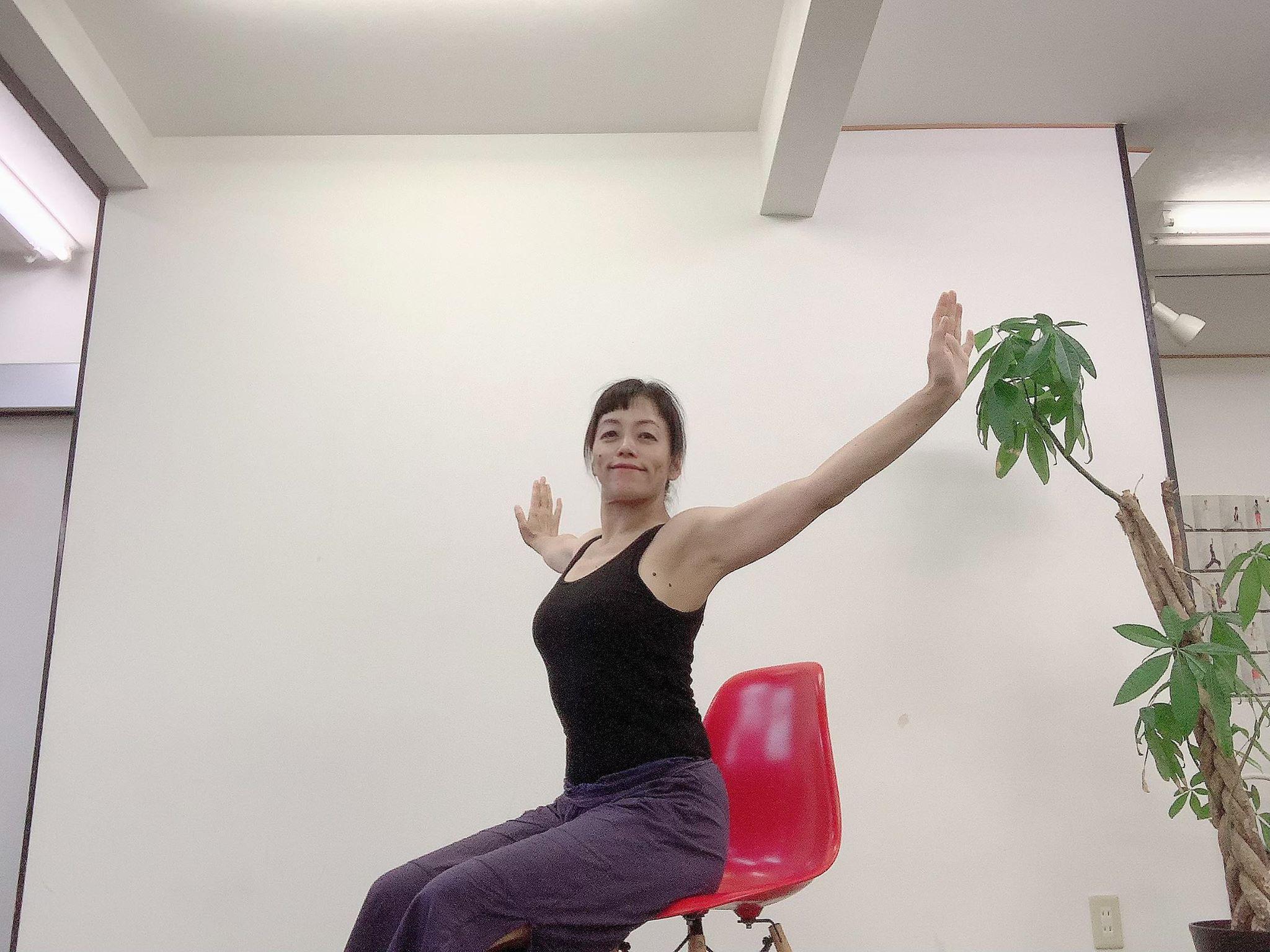 [銀座] 【あなたは風? 火? 水? どの体質? アーユルヴェーダ体質診断と椅子に座ったままできるプチヨガ】