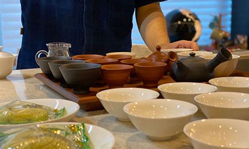 [銀座]第2回中国茶をサイエンスする~科学と感性の融合とお茶瞑想~