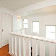 2階廊下・洗面台