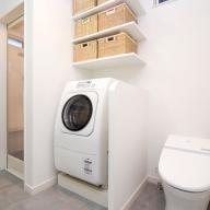 2階シャワールーム・トイレ
