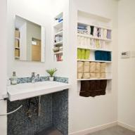 2階 洗面脱衣室