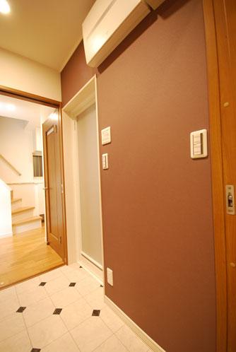 1階 洗面室