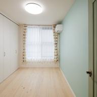 寝室(男の子の部屋)