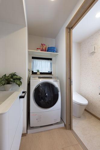 洗面化粧室・トイレ