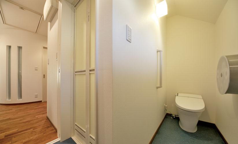 洗面脱衣室・トイレ