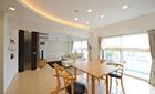 マンションの梁型につける間接照明の効果