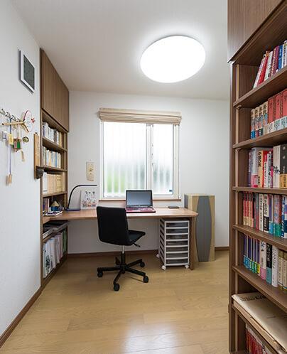 こもれる書斎