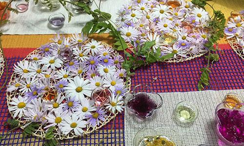 [銀座]お茶旅講座~お茶で巡る世界の旅 第9回【 五感で楽しむ韓国伝統の花茶の世界 】