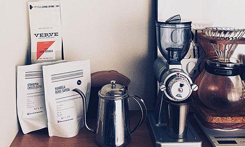[銀座] 浅煎りコーヒーをおしゃれに楽しむカフェ会
