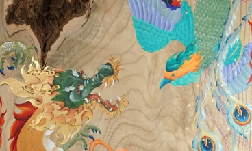 【札幌中央】 山口徳子 個展 「偶像と創造の間に」