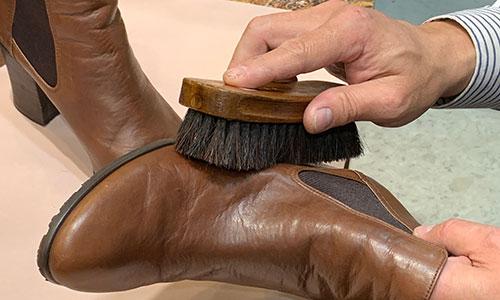 [札幌] 大切な靴との付き合い方・お手入れ講座