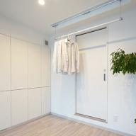洗濯機スペース