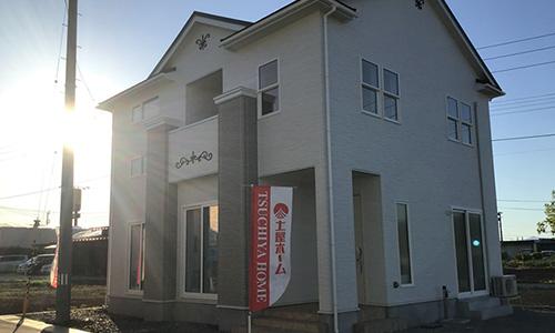 [北上] リフォームのヒントがいっぱい。新築住宅に学ぶ見学会村崎野会場