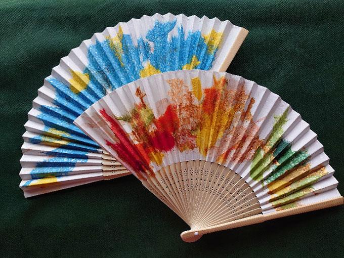 [銀座] 『運気が上がる、風雅美人を感じる扇子作り』…わくわくアート
