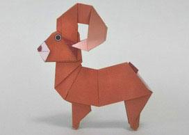 [銀座] 三木康生の細長折り紙教室