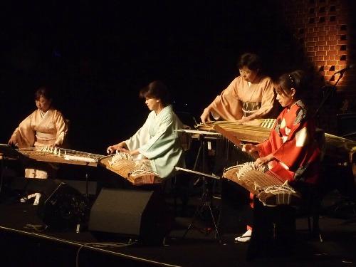[銀座]こんなに楽しい!「お箏のコンサート」と和楽器体験