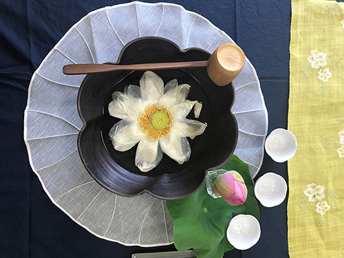 [銀座] 韓国茶の会
