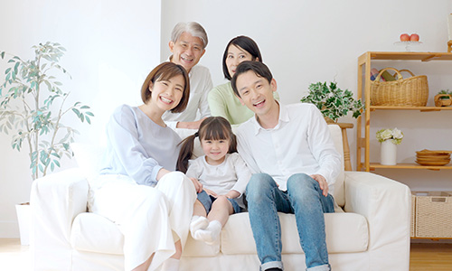 [銀座]実家暮らしを考える二世帯リフォームセミナー