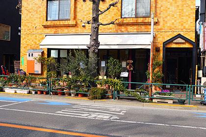 代沢の隠れた名店:カフェバベットに行ってきました。
