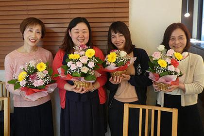 毎年恒例🌼母の日フラワーイベント開催