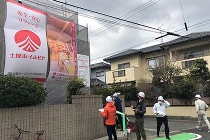 福岡市南区で安全パトロールを実施しました