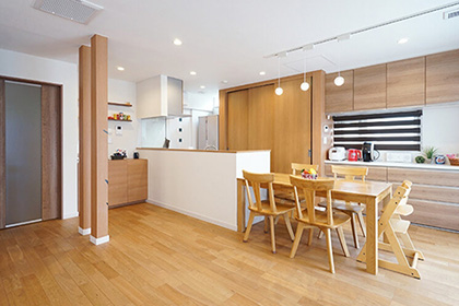【キッチン収納】リフォームでキッチン周りの収納の工夫5選